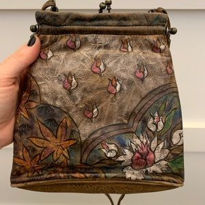 Very Vintage Floral small crossbody bag
